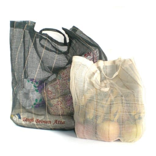 Custom eco-friendly natural shopping bags.