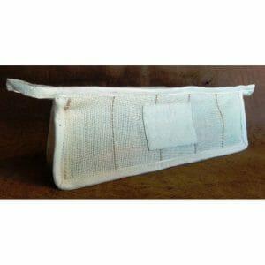 Custom eco-friendly pencil case.
