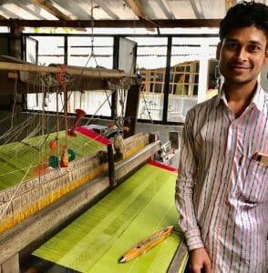 handloom weaver