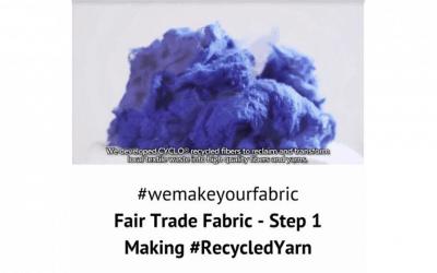 Fair Trade Fabric – Step 1