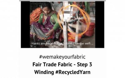 Fair Trade Fabric – Step 3
