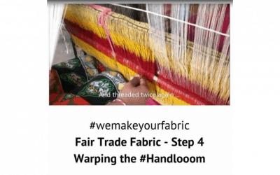 Fair Trade Fabric – Step 4