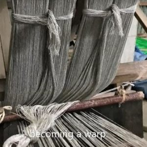 handmade fabrics - the warp