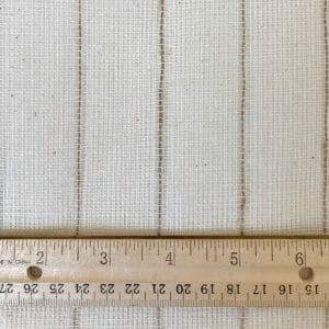 ecofriendly cotton jute handwoven sheer fabric
