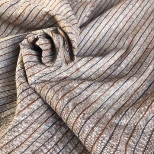 ecofriendly handwoven fabric natural dye coconut
