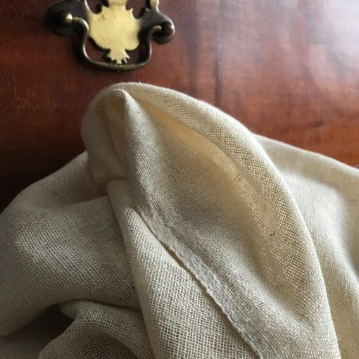 sustainable handspun handwoven medium cotton khadi